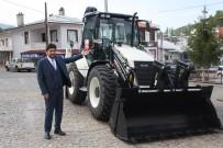KAR YAĞıŞı - Derbent Belediyesi Araç Filosuna Yeni Araç