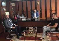 FIRINCILAR ODASI - Devecioğlu, Karadaban'ı Ağırladı
