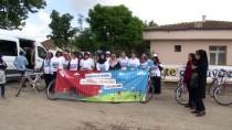 ENGELLİ ÇOCUK - Engelli Çocuklar Pedal Çevirdi