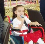TERMAL TURİZM - Engelli Minik Tuba'dan Duygulandıran Şarkı