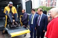 KEMAL YURTNAÇ - Engelli Vatandaşlar İçin Asansörlü Araç Tahsis Edildi