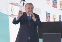 YAVUZ SULTAN SELİM - Erdoğan Gençlere Seslendi Açıklaması Sorun Onlara...