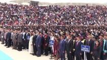 İLYAS ÇAPOĞLU - Erzincan Binali Yıldırım Üniversitesinde Mezuniyet Töreni