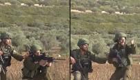 KAHKAHA - Filistinli Genci Vurup Kahkaha Attı