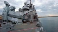 KARA KUVVETLERİ - Füze Avcısı Korkut Denizde De Geçit Vermiyor