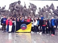 ÇANAKKALE ŞEHITLERI - GKV'li Öğrenciler Çanakkale'de
