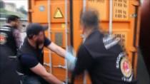 HAYDARPAŞA - Gümrükler Muhafaza Müdürlüğü Kaçakçılara Göz Açtırmadı