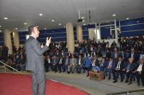 OSMAN YAŞAR - İşadamı Osman Yaşar Gençlerle Buluştu