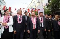 ŞEHMUS GÜNAYDıN - Isparta Gül Fuarı Ve Gül Festivali Başladı