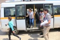 EMNIYET KEMERI - Jandarmadan Öğrencilere Uygulamalı Trafik Eğitimi