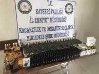 ELEKTRONİK SİGARA - Kaçakçılık Polisinden Elektronik Sigara Operasyonu