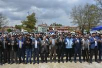 YAĞMUR DUASI - Kırka'da Cuma Namazı Sonrası Bolluk Ve Bereket İçin Yağmur Duası Edildi