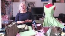 MECIDIYE - 'Kutnu'ya Yeni Desenler Kazandırdı