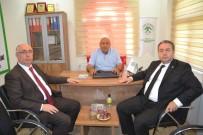 YEŞILTEPE - M. Aday Adayı Samanlıoğlu, Gezilerini Sürdürüyor