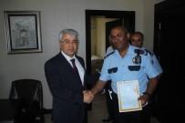 AHMET SELVI - Manavgat'ta Polis Ve Jandarma'ya Teşekkür Belgesi