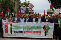SİVİL DAYANIŞMA PLATFORMU - Manisa'dan İsrail Ve Fransa'ya Tepki, Filistin'e Destek