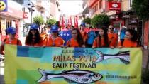 GUINNESS REKORLAR KITABı - Milas Uluslararası Balık Festivali Ve Çocuk Oyunları Şenliği