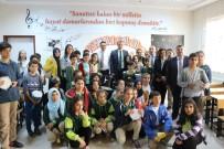 ALTINŞEHİR - Okullarda Müzik Atölyeleri Açıldı
