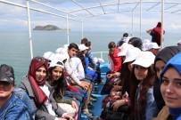 AKDAMAR ADASı - Özalp İlçesinde 'Sosyal Hayatta Ben De Varım' Proje Gezisi