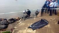 KADIN CESEDİ - (Özel) Denizden Ceset Çıktı