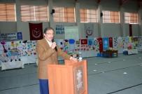 EĞİTİM DÖNEMİ - Palandöken Belediyesi Kreşinde Minikler İlk Karne Heyecanı Yaşadı