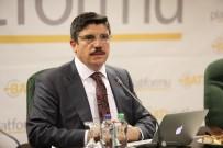EGEMEN BAĞIŞ - Prof. Dr. Aktay Açıklaması 'Türkiye Tüm Coğrafyalara Aynı Mesafede Olmalı'