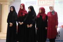 İMAM HATİP LİSESİ - Şampiyon Kızlar Kitap Fuarını Ziyaret Etti