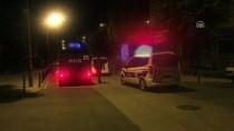KIRLANGIÇ - Sancaktepe'de Araç Yangını