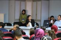 İŞ VE MESLEK DANIŞMANI - Şaphane Meslek Yüksekokulu'nda 'Meslekte Başarı' Konulu Panel