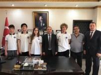 HÜSEYIN ÖNER - Satrançta Türkiye Üçüncüsü Burhaniye'den