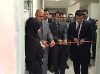ŞEHİT BABASI - Şehit Polis Ahmet Demir Kütüphanesi Açıldı