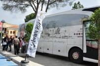 'Şehrim 2023' Otobüsü Milas'ta