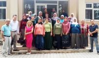 KALIFIYE - Seydikemer'li Kadın Çiftçilere Eğitim Sertifikası