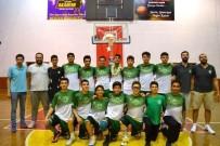 NAZİLLİ BELEDİYESPOR - Söke Basket U14 Takımı Şampiyon Oldu