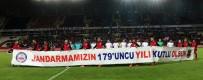 ÖZGÜR YANKAYA - Spor Toto 1. Lig Play-Off Açıklaması Gazişehir Gaziantep Açıklaması 1 - Boluspor Açıklaması 0
