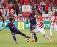 MEVLÜT ERDINÇ - Spor Toto Süper Lig Açıklaması Antalyaspor Açıklaması 0 - Başakşehir Açıklaması 1 (İlk Yarı)