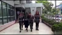 Suç Makinesi Üç Kadının 'Topal' Numarası İşe Yaramadı