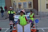 TRAFİK TESCİL - Şuhut'ta Trafik Haftası Etkinlikleri Devam Ediyor