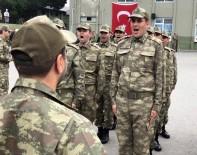 KENAN EVREN - Sultanbeyli'de Engellilerin 1 Günlük Askerlik Heyecanı