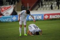 TAŞKıRAN - TFF 3. Lig Play-Off Açıklaması Elaziz Belediyespor Açıklaması 2 - Tarsus İdman Yurdu Açıklaması 5