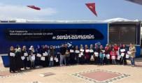 Türk Telekom Gezici Eğitim Tırı Bursa'ya Geldi