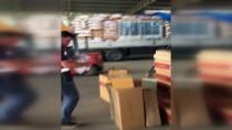 ORHANLı - Tuzla'da Bir Tır Dolusu Malzemeyi Çalan Hırsızlar Kamerada