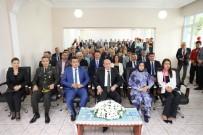 ORHAN ÇIFTÇI - Vize Halk Eğitim Merkezi'nin Yıl Sonu Sergisi Açıldı