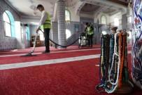 TAKSİ DURAKLARI - Yenimahalle'de Camiler Ramazan'a Hazır