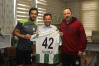 ALI TURAN - Ziya Altunyaldız'dan Atiker Konyaspor'a Ziyaret