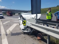 KILYOS - 3. Köprü Yolundaki Kazada İki Kadın Yaralandı
