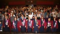 ÇANAKKALE ONSEKIZ MART ÜNIVERSITESI - Açıköğretim Öğrencilerine 'Başarı Belgesi Takdim Töreni'