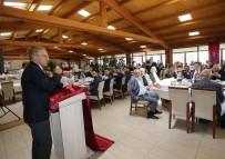 ÖZKAN SÜMER - Ahmet Ağaoğlu Açıklaması 'Sportif Ve Ekonomik Başarı Nihai Hedefimiz'