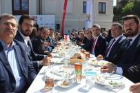 HAYATİ YAZICI - AK Parti Milletvekili Aday Adayları Kahvaltıda Bir Araya Geldi