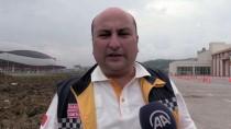 TEST SÜRÜŞÜ - Ambulans Sürücülerine 'Sürüş Teknikleri' Eğitimi